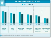 2013 The Pain in the Supply Chain