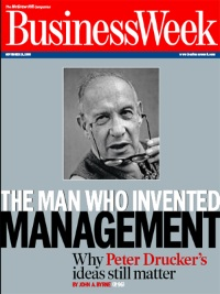Peter Drucker's brilliant 47-year-old idea could transform healthcare